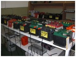 Car Batteries - new and reconditioned
